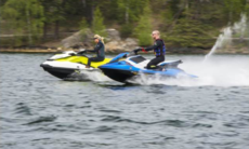 TEST: Sea Doo GTI vs Yamaha EX Deluxe