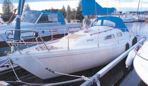 köpa segelbåt nybörjare