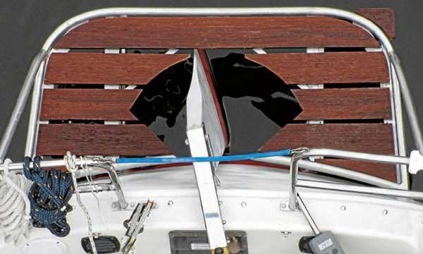 bygga badbrygga båt