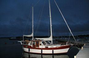 Nauticat Nauticat 33, 1982