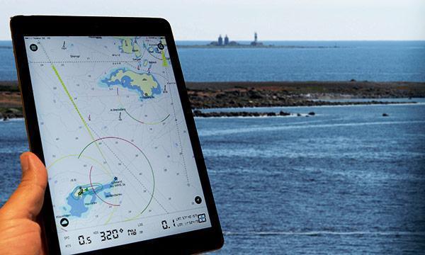 Så bra är Eniro på sjön – test mot navigator