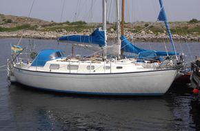 Arne Arksunds Båtbyggeri Öckerö Amigo 40, 1978
