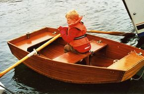 Vikbar DINGHY