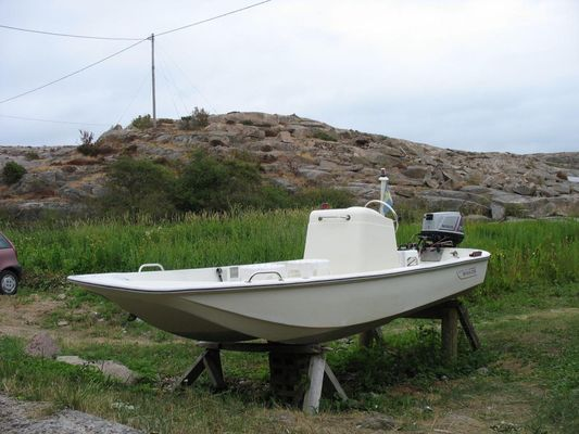 Boston Whaler 13 GLS, 1995