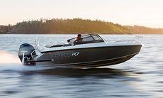 Båtnytt testar: Så bra är Husky R7 – Finnmasters första aluminiumbåt