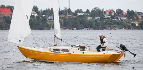 Klassiker: IF är en sanslöst bra förstabåt Livetombord.se