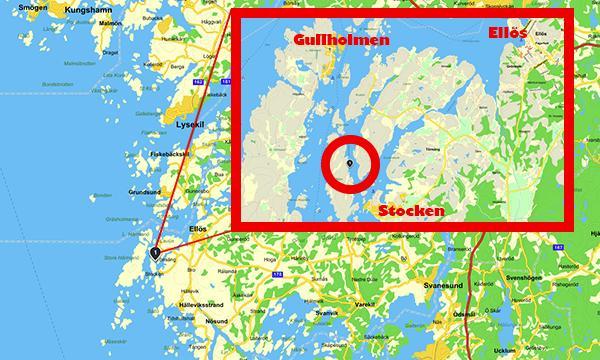 Karta Sodra Sverige Eniro.30 Tal Ungdomar I Kajakdrama Utanfor Orust Livetombord Se
