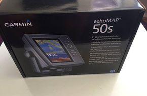Garmin echoMAP 50s + Kartor