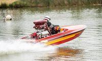 Reportage: Dragracingbåtarna som gör över 200 knop