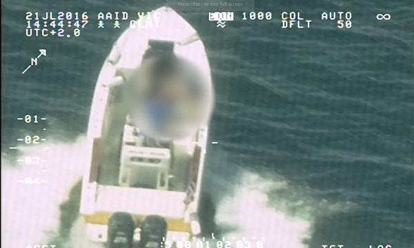 Carola Häggkvist ramlade av båt i 30 knop – Livetombord.se