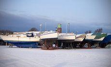 Polisen: Enkla knepen som stoppar båttjuven i vinter
