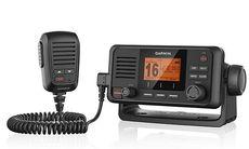 Garmin lanserar ny VHF med AIS