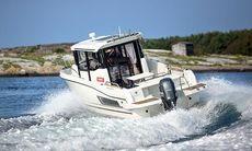 Test: Så bra är Jeanneaus nya allroundmaskin Merry Fisher 795 Marlin