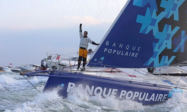 TV: Bärplanen överlägsna i Vendée Globe