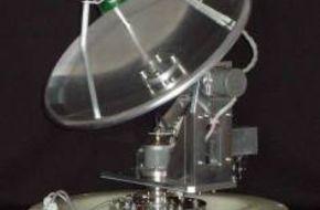 Satellit antenn för TV