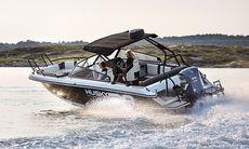 Test: Så bra är Finnmasters nya aluminiumbåt Husky R8S