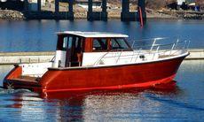 Första nya båten från klassiskt svenskt varv – på över 30 år