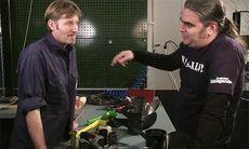 TV: Kört sönder propellern - vad göra?