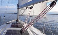 Tysk skotning, gör seglarlivet enklare