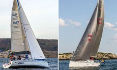 Duell: Bavaria 35 Match & First 36.7 – cruiser/racers i hård kamp